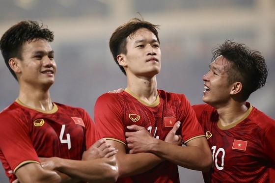 U22 Việt Nam đặt mục tiêu cao tại SEA Games 2019. Ảnh: HOÀNG HÙNG