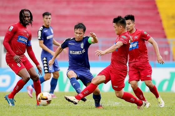 Điểm binh vòng 7 V-League 2019 (ngày 26 và 27-4): Hướng về sân Hàng Đẫy ảnh 1