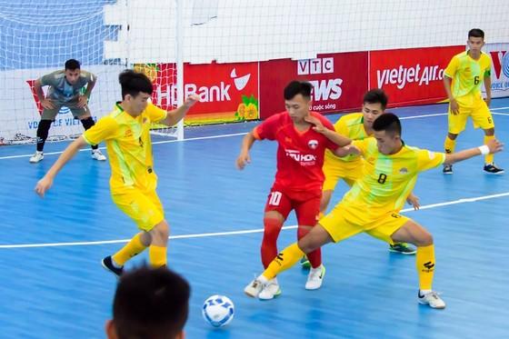 Huỳnh Mi Woen (Cao Bằng) đang có phong độ ổn định tại giải VĐQG. Ảnh: Anh Trần