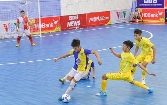 Sahako thẳng tiến ở ngôi đầu bảng giải futsal VĐQG 2019 ảnh 2