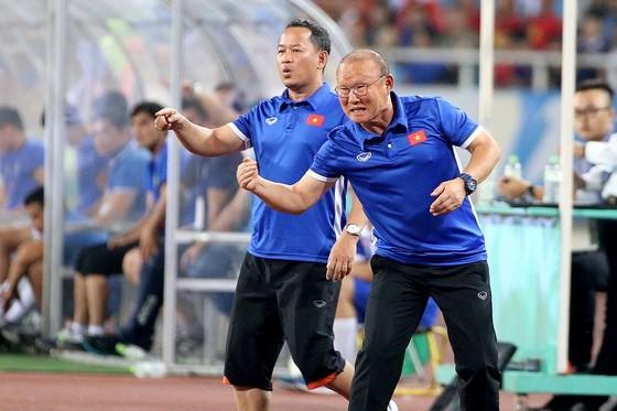 HLV Park hang-seo đề xuất thêm trợ lý và được VFF chấp thuận. Ảnh: MINH HOÀNG