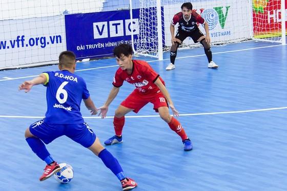Sahako vô địch lượt đi giải futsal VĐQG 2019 ảnh 2