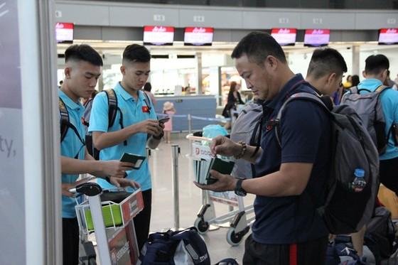 Đội tuyển U20 futsal Việt Nam bắt đầu mục tiêu chinh phục châu Á  ảnh 2
