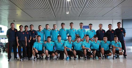 Đội tuyển U20 futsal Việt Nam bắt đầu mục tiêu chinh phục châu Á  ảnh 1