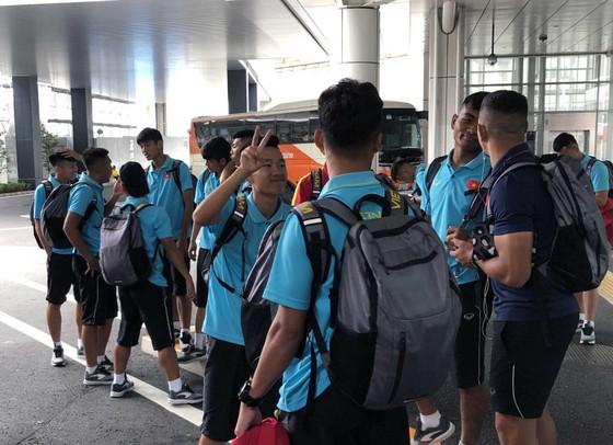 U18 Việt Nam sang tập huấn tại Nhật Bản ảnh 2