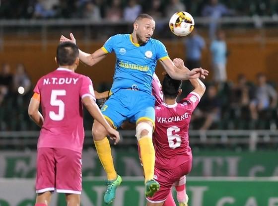 Vòng 19 V-League 2019: Quyết chiến tại Lạch Tray ảnh 1