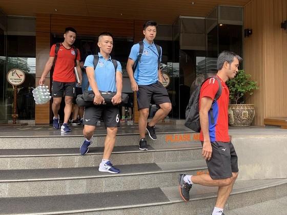 Thái Sơn Nam sẵn sàng cho trận gặp Thammasat ảnh 1
