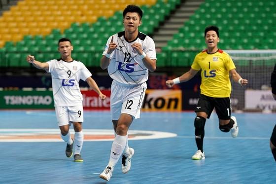 Thái Sơn Nam khẳng định sức mạnh trước nhà vô địch Trung Quốc  ảnh 1