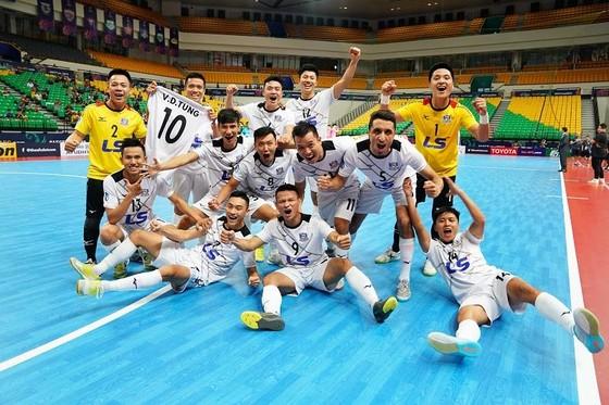 Thái Sơn Nam khẳng định sức mạnh trước nhà vô địch Trung Quốc  ảnh 2