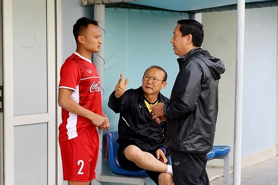 HLV Park Hang-seo nên cần cầu thủ có phong độ tốt nhất để đấu với Thái Lan  ảnh 2