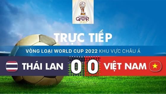 Thái Lan - Việt Nam 0-0: Chia điểm trên sân khách