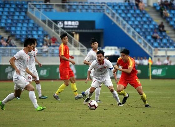 Lúc này, ông Park có thể định hình được bộ khung chuẩn nhất cho SEA Games 2019. Ảnh: ĐOÀN NHẬT