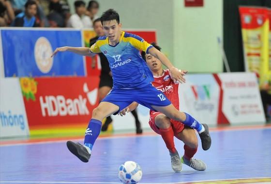 Giải futsal VĐQG 2019: Khó cản bước Thái Sơn Nam ảnh 1