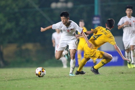 U16 Việt Nam hụt vé dự VCK U16 châu Á 2020 ảnh 1