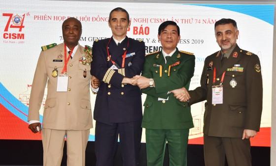91 nước tham dự Phiên họp Đại Hội đồng thể thao quân sự quốc tế lần thứ 74 năm 2019 ảnh 1