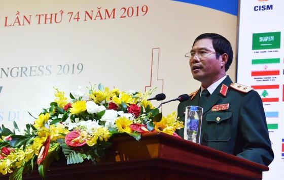 91 nước tham dự Phiên họp Đại Hội đồng thể thao quân sự quốc tế lần thứ 74 năm 2019 ảnh 4