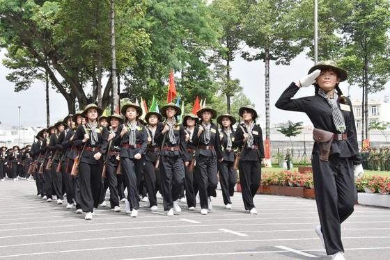 Trung đoàn Gia Định đón nhận Huân chương bảo vệ Tổ quốc Hạng III ảnh 6