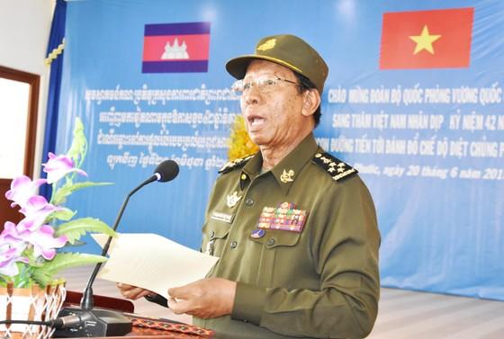Thắt chặt tình hữu nghị Việt Nam-Campuchia ảnh 4