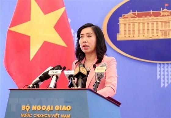 Bộ Ngoại giao lên tiếng việc Hội nghị thượng đỉnh Mỹ - Triều tổ chức tại Việt Nam ảnh 1