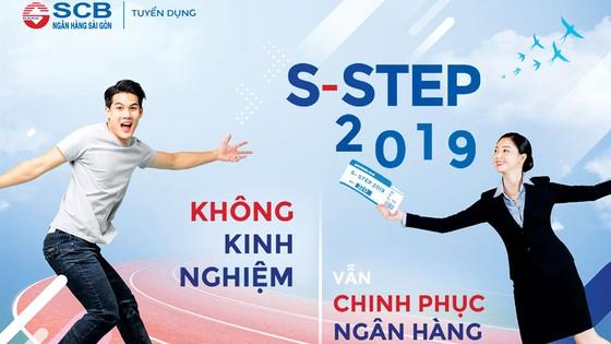 SCB tuyển dụng hàng trăm nhân sự trong chương trình đào tạo S-Step 2019 ảnh 1