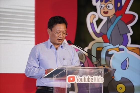 YouTube Kids chính thức ra mắt tại Việt Nam ảnh 1