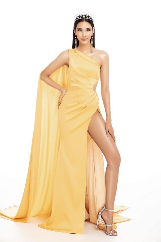 Á hậu Hoàng Thùy là đại diện Việt Nam tham gia Hoa hậu Hoàn vũ Thế giới 2019 ảnh 1