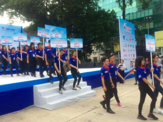 Tiếp sức mùa thi 2019: 20.000 sinh viên tình nguyện hỗ trợ thí sinh  ảnh 3