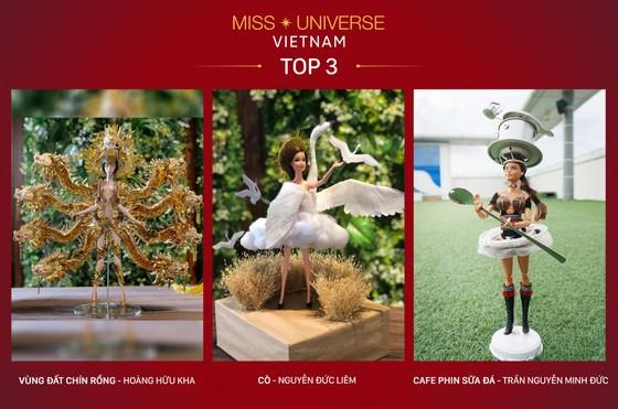 Công bố top 3 trang phục dân tộc cho Á hậu Hoàng Thùy tại Miss Universe 2019 ảnh 2