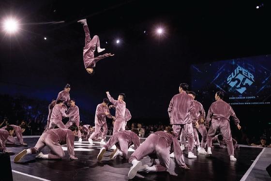 Nhóm nhảy Lyricist giành quán quân cuộc thi nhảy khu vực Đông Nam Á  ảnh 1