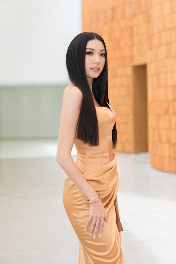 Nhiều thí sinh nổi bật tại vòng sơ khảo phía Nam Hoa hậu Hoàn vũ Việt Nam 2019 ảnh 2