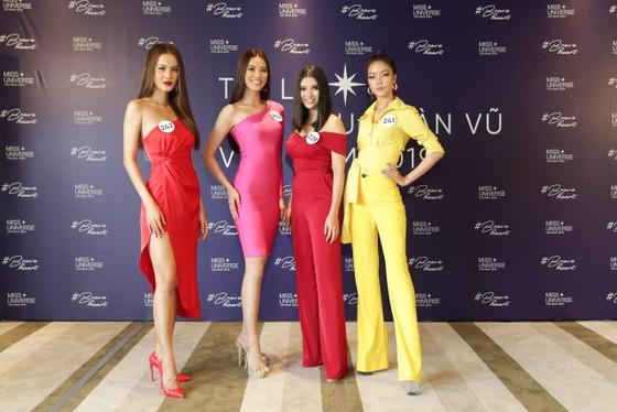 Nhiều thí sinh nổi bật tại vòng sơ khảo phía Nam Hoa hậu Hoàn vũ Việt Nam 2019 ảnh 1