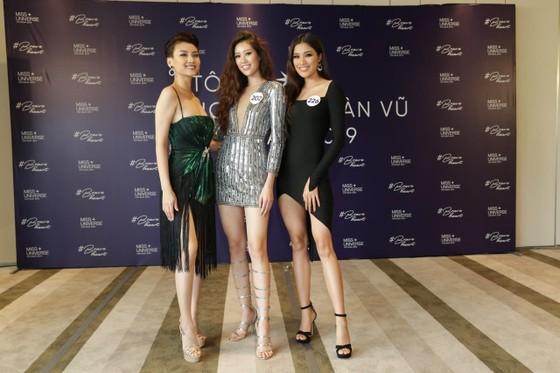 Nhiều thí sinh nổi bật tại vòng sơ khảo phía Nam Hoa hậu Hoàn vũ Việt Nam 2019 ảnh 3