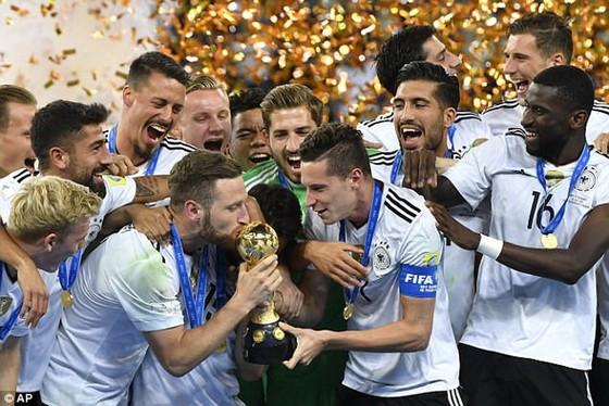 Đức vô địch Confederation Cup 2017 ảnh 2