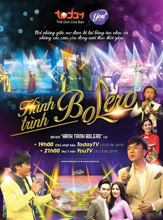 """""""Hành trình Bolero"""" - Mini show ca nhạc đặc sắc của những danh ca trữ tình Việt Nam ảnh 1"""