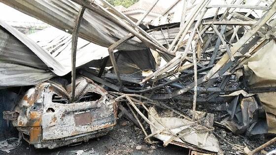 Gara ô tô: Phòng ít, cháy nhiều ảnh 1