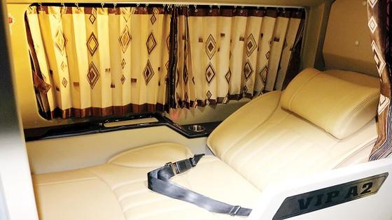 Trải nghiệm dòng xe khách cao cấp Samco Primas Limousine thế hệ mới ảnh 2