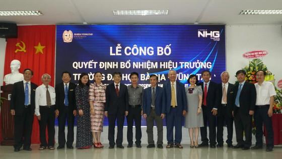GS-TS Nguyễn Lộc được bổ nhiệm giữ chức Hiệu trưởng Trường Đại học Bà Rịa – Vũng Tàu ảnh 4