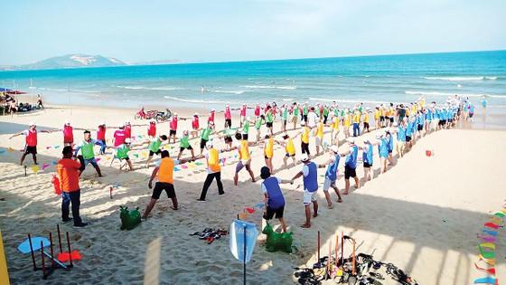 Công ty Vedan Việt Nam tổ chức du lịch nghỉ mát cho 871 nhân viên ảnh 2