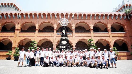Công ty Vedan Việt Nam tổ chức du lịch nghỉ mát cho 871 nhân viên ảnh 1