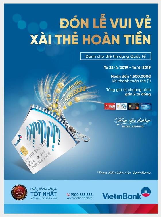 Cùng VietinBank chào đón mùa hè sôi động ảnh 1