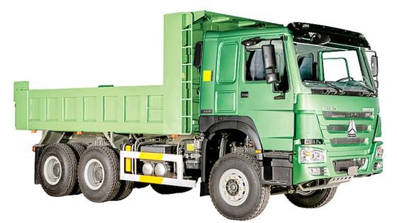 Daehan Motors ra mắt thị trường dòng thương hiệu Howo-Sinotruk  ảnh 1