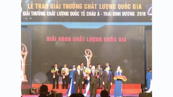 Vedan Việt Nam vinh dự nhận Giải Vàng Chất lượng Quốc gia năm 2018 ảnh 1
