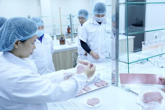 Thấy gì từ chuyến tham quan nhà máy thịt mát? ảnh 1
