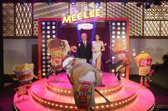 """Hòa nhạc tổng kết chương trình """"Ăn Mee Lee - Khuấy động mùa hè"""" ảnh 1"""