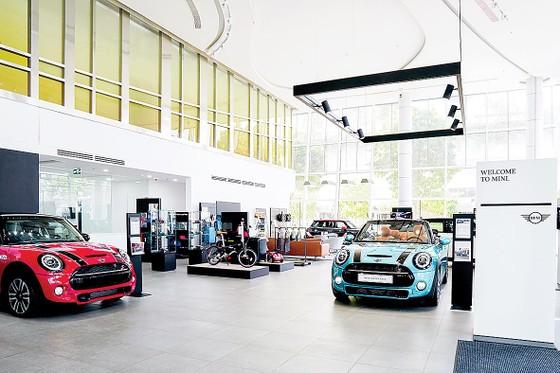 Thaco khai trương tổ hợp showroom 3 thương hiệu BMW, MINI và BMW MOTORRAD tại TPHCM ảnh 4