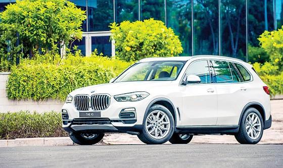 Thaco khai trương tổ hợp showroom 3 thương hiệu BMW, MINI và BMW MOTORRAD tại TPHCM ảnh 6