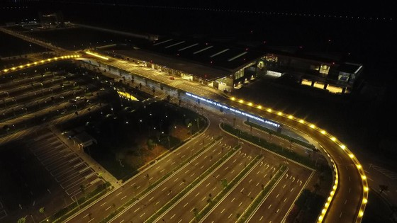 Cảng hàng không quốc tế Vân Đồn đón chuyến bay đầu tiên từ Hồ Nam, Trung Quốc ảnh 5