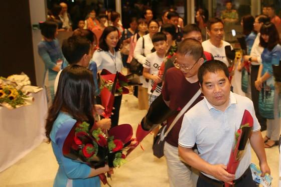 Cảng hàng không quốc tế Vân Đồn đón chuyến bay đầu tiên từ Hồ Nam, Trung Quốc ảnh 3