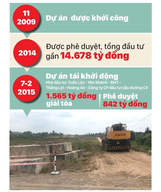 Mờ mịt cao tốc Trung Lương - Mỹ Thuận ảnh 3