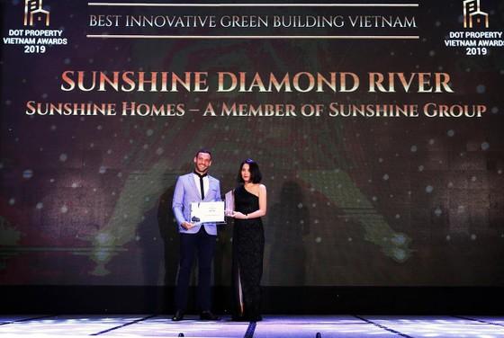 """Tập đoàn Sunshine """"ẵm"""" 5 giải thưởng tại Dot Property VietNam Awards 2019 ảnh 2"""